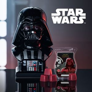 Scentsy Dark Vader warmer!! Limited time ONLY!!